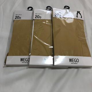 WEGO - タイツ