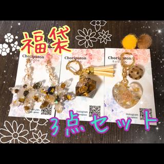 福袋☆3点セット(ピアス)