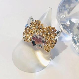 天然ダイヤモンド リング 指輪(リング(指輪))