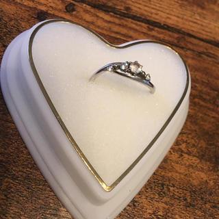 サマンサティアラ(Samantha Tiara)のシルバーの指輪(リング(指輪))