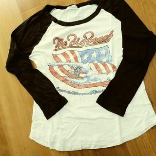 ダブルネーム(DOUBLE NAME)のダブルネームのTシャツ!(Tシャツ(長袖/七分))