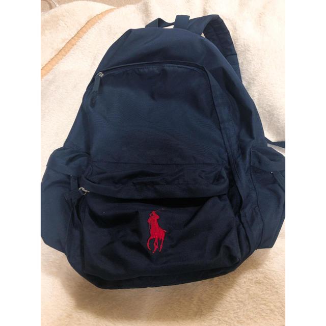 Ralph Lauren(ラルフローレン)のラルフローレン リュック 最終値下げ レディースのバッグ(リュック/バックパック)の商品写真