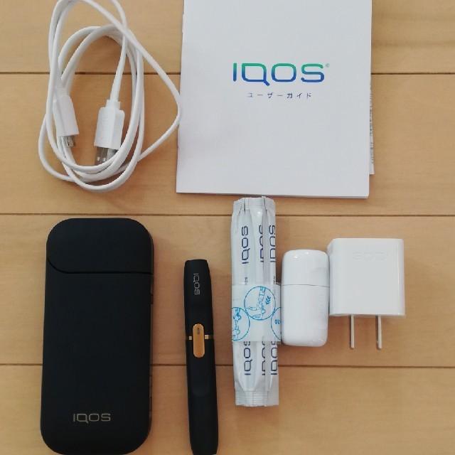 IQOS(アイコス)のアイコス iqos 2.4plus  スマホ/家電/カメラのスマホ/家電/カメラ その他(その他)の商品写真