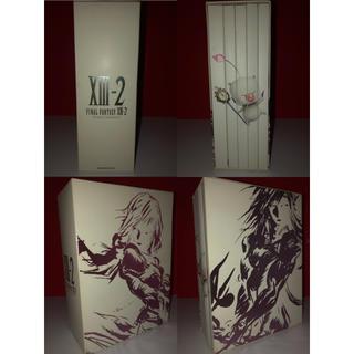 スクウェアエニックス(SQUARE ENIX)のFINAL FANTASY. XIII-2 オリジナルサウンドトラック(ゲーム音楽)