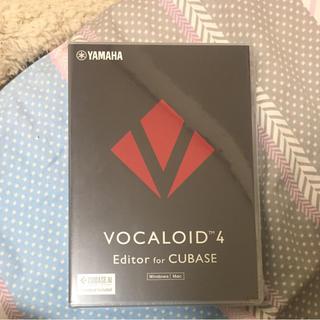 ヤマハ(ヤマハ)のVocaloid Editor 4 for Cubase 新品未開封(DAWソフトウェア)