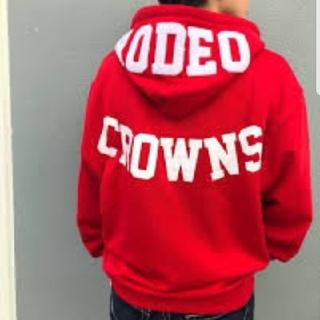 ロデオクラウンズワイドボウル(RODEO CROWNS WIDE BOWL)のk☆k様専用♡(パーカー)