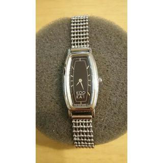 クーカイ(KOOKAI)の【礼服用】腕時計【華奢】 レディース 【可愛い】クーカイ(腕時計)