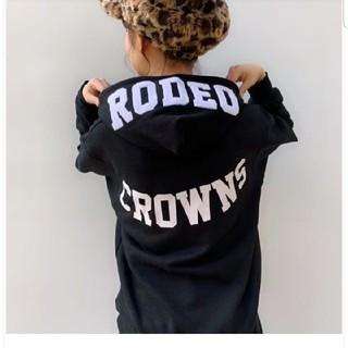 ロデオクラウンズワイドボウル(RODEO CROWNS WIDE BOWL)の今期新作✩RODEO CROWNS✩RCWB✩ RPGビッグパーカー(パーカー)