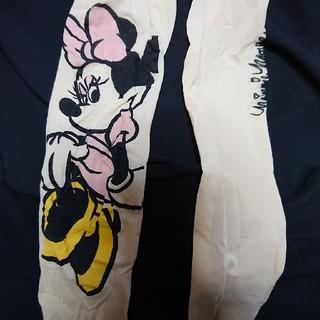 ディズニー(Disney)の新品 ディズニー タトゥータイツ ミニー タイツ ストッキング ミニーちゃん(タイツ/ストッキング)