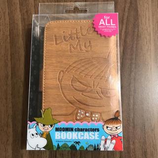 ムーミン  みー   ブック型スマホケース♪(スマホケース)