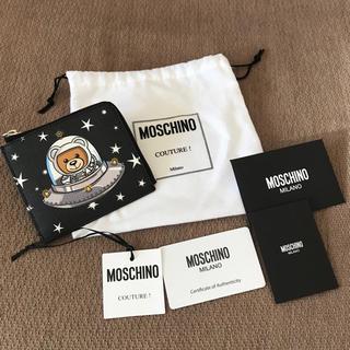 モスキーノ(MOSCHINO)のりんちゃんプロフ必読様専用☆MOSCHINO ウォレット(財布)