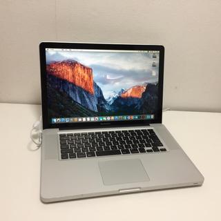 アップル(Apple)の  ★すぐ使える★サポート充実特典いっぱい初心者★MacBookPro(ノートPC)