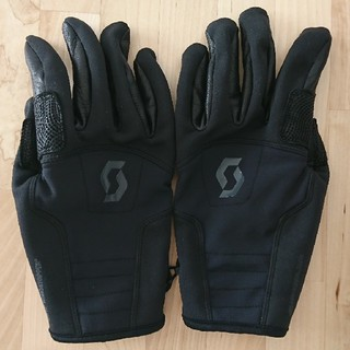 スコット(SCOTT)のスコット(SCOTT)ウインドストッパー・ソフトシェルグローブ  (手袋)