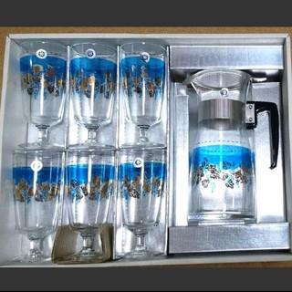 トウヨウササキガラス(東洋佐々木ガラス)の佐々木ガラス ジョッキセット(食器)