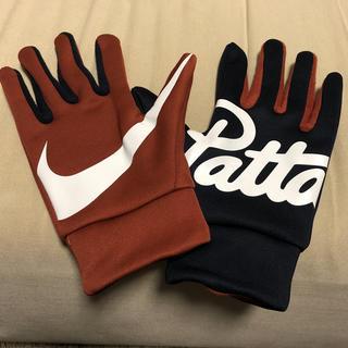 ナイキ(NIKE)のNIKE PATTA ナイキ パタ ナイキラボ 手袋 グローブ(手袋)