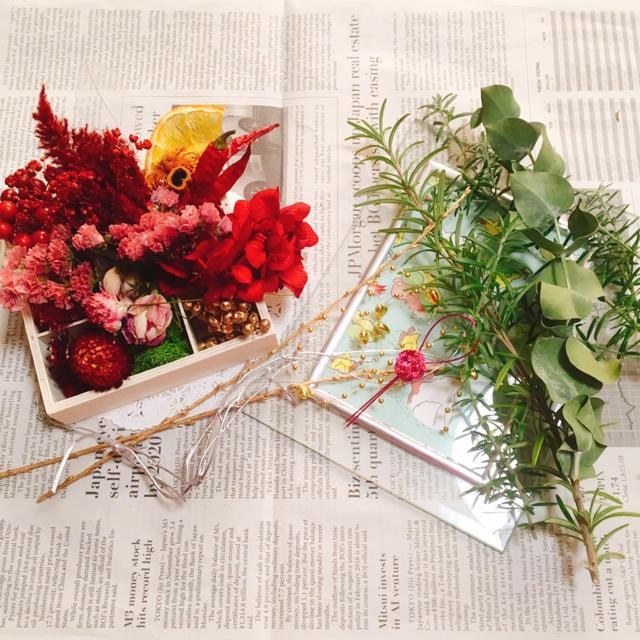 ドライフラワー♡ハーバリウム♡ ハンドメイドのフラワー/ガーデン(ドライフラワー)の商品写真