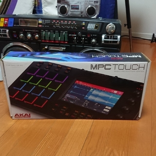 AKAI MPC TOUCH(その他)