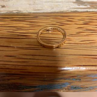 ヨンドシー(4℃)の確認(リング(指輪))