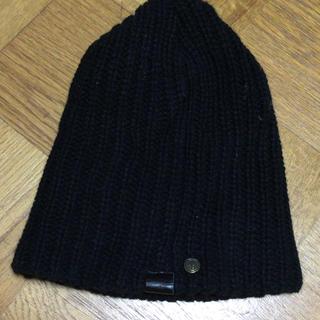 アングリッド(Ungrid)のUngrid アングリッド ニット帽 ニットキャップ(ニット帽/ビーニー)
