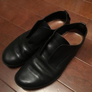 ドイツ製 トリッペン Trippen スリッポン シューズ 革靴 美品 黒
