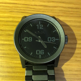 ニクソン(NIXON)のNixon 腕時計 ジャンク品(腕時計(アナログ))