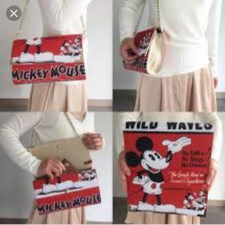 ディズニー(Disney)の年末セール Disney(クラッチバッグ)