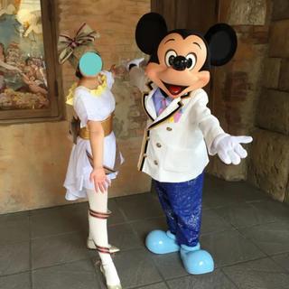 ディズニー(Disney)のディズニーシー テーブルイズウェイティング衣装 ディズニーハロウィン仮装Dハロ(衣装)