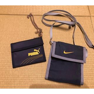 ナイキ(NIKE)のにこ様専用 PUMAとNIKEの財布セット(財布)