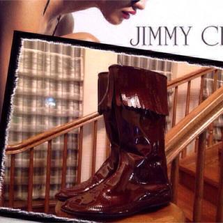 ジミーチュウ(JIMMY CHOO)の超〜美品Jimmy Chooオールシーズンboots👢(ブーツ)