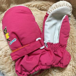 イグニス(IGNIS)の♡スノー手袋 女の子100-110(手袋)