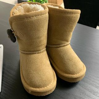 キッズフォーレ(KIDS FORET)の美品 Kids Foret 13.0センチ ブーツ(ブーツ)