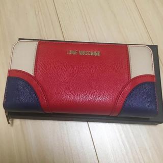 モスキーノ(MOSCHINO)のLOVE MOSCHINO 長財布(財布)