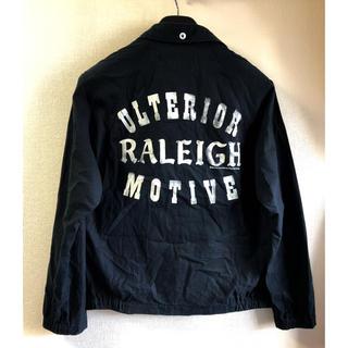 ラレー(Raleigh)の【美品】RALEIGH スイングトップ サイズS 黒 ロッカー バイカー(ブルゾン)