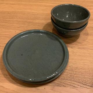 シボネ(CIBONE)のROSEBAKERY プレート皿 ボウルセット(食器)