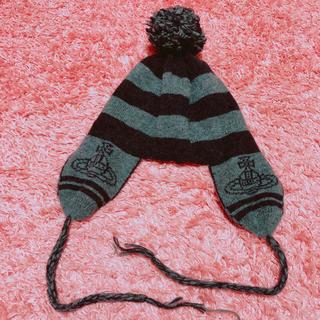 ヴィヴィアンウエストウッド(Vivienne Westwood)のVivienne Westwood ニット帽(ニット帽/ビーニー)