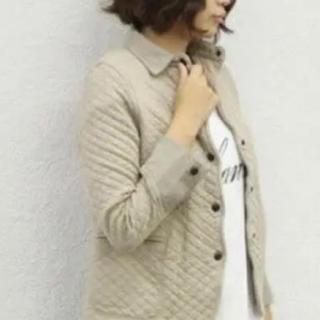 アーメン(ARMEN)のアーメン ARMEN☆キルティングジャケット(ブルゾン)