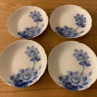 オクラ(OKURA)のOKURA 食器 皿 ブルーローズ(食器)