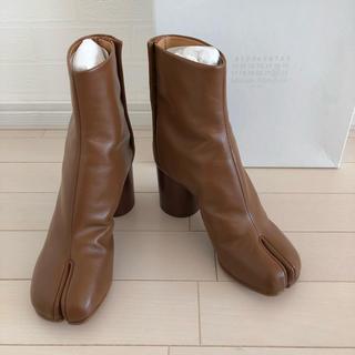 マルタンマルジェラ(Maison Martin Margiela)の【hana様専用】37.0(23.5)  メゾンマルジェラ TABI ブーツ(ブーツ)