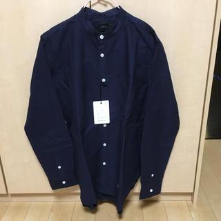 スリック(SLICK)のSLICK バンドカラーシャツ(シャツ)