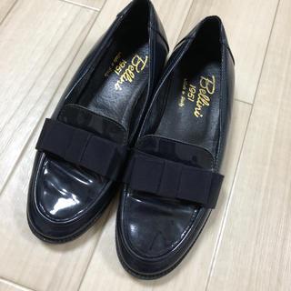 ディエゴベリーニ(DIEGO BELLINI)の【DIEGO BELLINI】リボンローファー(ローファー/革靴)