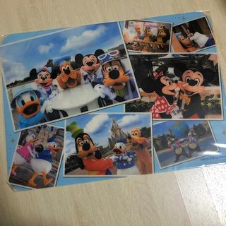 ディズニー(Disney)のディズニー 実写 ランチョンマット新品未使用(テーブル用品)