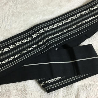 角帯 黒 (帯)