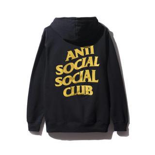 アンチ(ANTI)のASSC アンチソーシャルソーシャルクラブ パーカー M 18FW(パーカー)