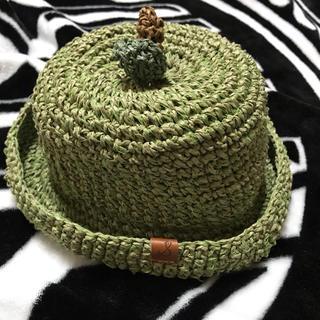 ステイプル(staple)の子供用帽子☆(帽子)