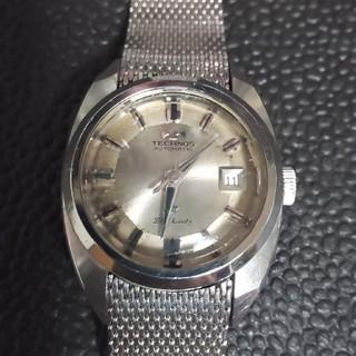 テクノス(TECHNOS)のTECHNOS Sky Lady  レディース腕時計  手巻き(腕時計)