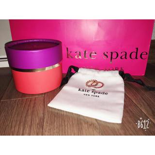 ケイトスペードニューヨーク(kate spade new york)の女性に大人気✨kate spade new york 指輪(リング(指輪))