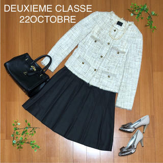 ドゥーズィエムクラス(DEUXIEME CLASSE)のDEUXIEME CLASSE 22OCTOBRE セレモニー フォーマル 秋冬(スーツ)