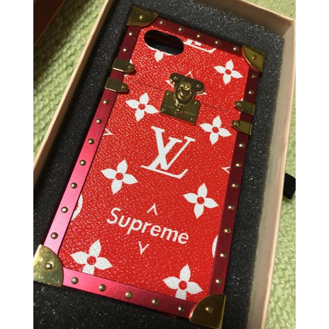 chanel iPhone7 ケース 財布 | LOUIS VUITTON - ルイヴィトン  アイホン6sカバーの通販 by きゃさりん's shop|ルイヴィトンならラクマ