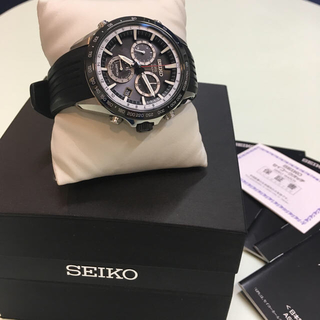 セイコー(SEIKO)の【✨美品✨】SEIKO セイコー アストロン SBXB015  (腕時計(アナログ))