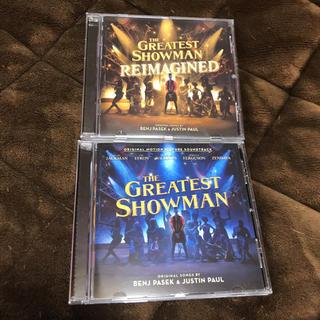 グレイテストショーマン サウンドトラック CD(映画音楽)